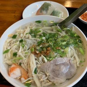 食べ歩き録 代々木「アンコールワット」カンボジア料理の有名店でランチ