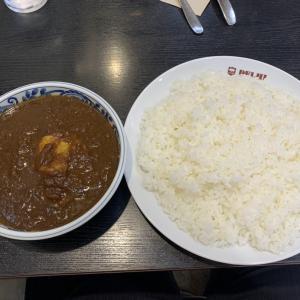 食べ歩き録 湯島「デリー上野店」玉ねぎの風味豊かなコルマカレー!