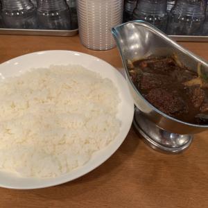 食べ歩き録 淡路町「カリー屋 ジンコック」路地裏の実力派人気店!