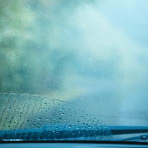 雨の日のパート