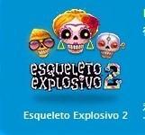 無料スピン進呈 Esqueleto Explosivo 2
