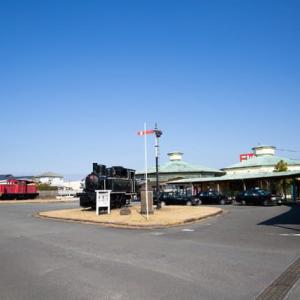 南薩鉄道記念館 4号機関車&DD1201