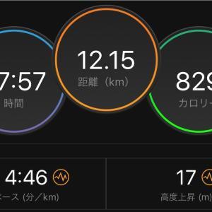 ラン練習日記 〜サブ3を目指して〜 #7