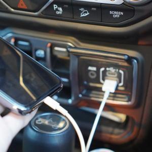 【ラングラーJL】車内内装を便利・快適にしてくれるおすすめのパーツ