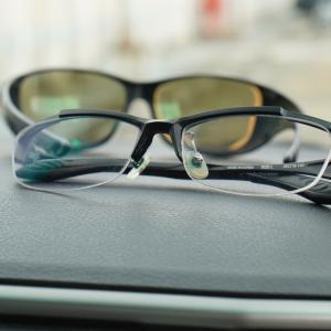 タレックスオーバーグラスを使ってみた感想!眼鏡の上からかける偏光グラス