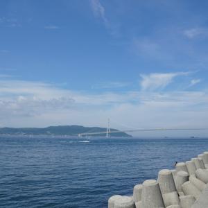 垂水一文字に行ってきましたが完敗だったので、タルイチからの景色を・・・