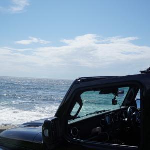 【ラングラーJL】夏の暑い時期に乗ってみた感想 暑いです・・・!
