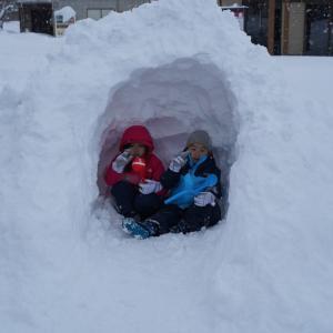 蒜山高原で雪遊びして帰宅 山口旅行最終日まとめ