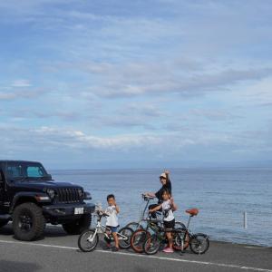 南あわじの海岸線「南淡路水仙ライン」をサイクリング