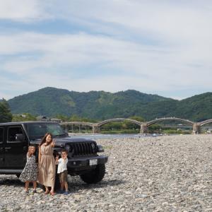 錦帯橋に寄り道してみもすそ川別館に宿泊 山口旅行2日目まとめ 徳島から山口へ
