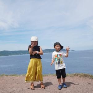 元乃隅神社行って角島ドライブして大谷山荘でプール 山口旅行4日目まとめ