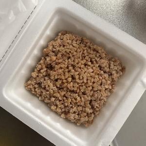 離乳食に便利なおススメひきわり納豆