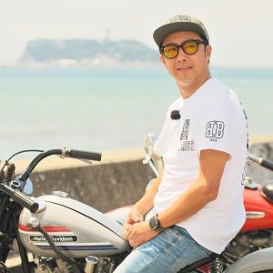 【イナッキー】ハーレー好きへ贈るバイク番組『TOKYO BB』おぎやはぎ/矢作の愛用ヘルメットはBELL・MOTO-3!?
