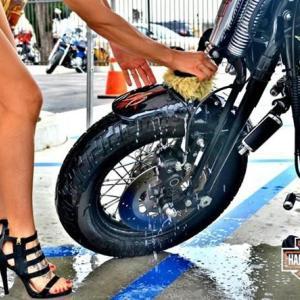 【イナッキー】雨上がりのバイクメンテナンス♪ シュアラスター、ハーレー純正・・・メンテナンス商品をご紹介!