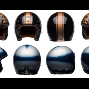 【限定品】BELLヘルメット カスタム500 ラリー ブロンズライン