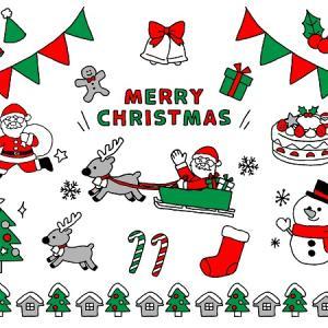 クリスマスが好きすぎる人 サンタクロースとトナカイの会話