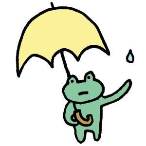 天気を気にする人と気にしない人