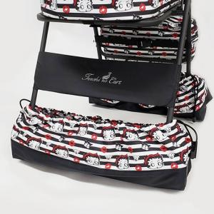 Betty Boop™ Pudgy™ Collection 天使のカート タイヤカバー