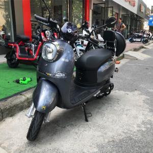 中国で電動バイクを購入してみた感想。免許は必要?バッテリー持ちは?【中国製 海外 二輪】