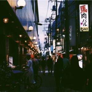 蒲田散歩。羽根付き餃子にフレンチトースト。