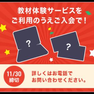 ワールドワイドキッズ入会特典内容が不明に変更【2019年11月】