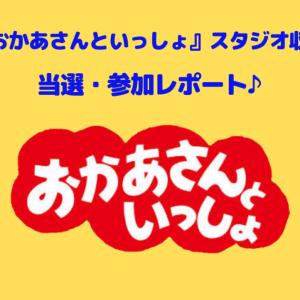 【おかあさんといっしょ】スタジオ収録当選レポ①~応募方法と噂編~