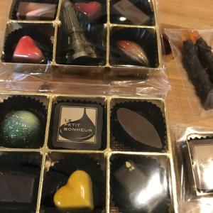 【自由が丘のおすすめショコラトリー】ル・プティ・ボヌールで出会える至福のチョコレート その2【お店・感想】