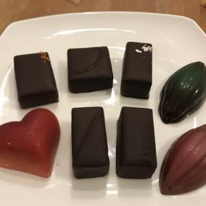 大阪・北浜のショコラトリーCacaotier Gokan(カカオトティエ ゴカン)のチョコレートを食べました【感想・口コミ】その3