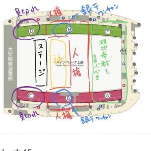 5回以上参加してわかった武蔵野の森スポーツプラザの良い席悪い席