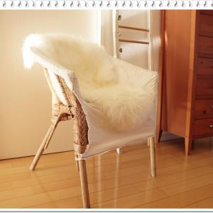 【IKEA】羊皮ムートンを洗ってみたら
