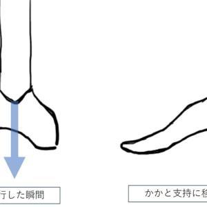 合気道の足運びは重力を友とする足運び