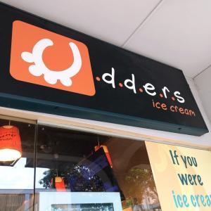 大人のアイスクリーム@Udders