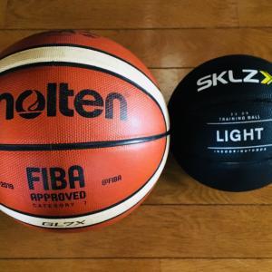 バスケットボール、小さなボールを使ってスキルトレーニングを改善! 小さなボールが精度を向上させる!