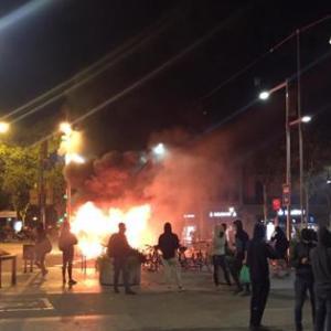 バルセロナ デモ情報