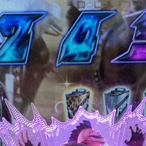 【北斗無双 夢幻闘乱】キリン柄保留!?これは当たったやろ・・・!甘デジミリオンチャレンジ48回目