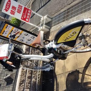レンタル電動自転車