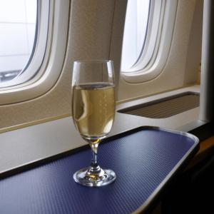 成田→ワシントンDCへANAのファーストクラスに搭乗してみた!!