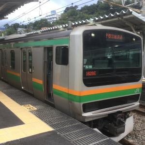 大阪から東京まで東海道在来線で行ってみた!後編。