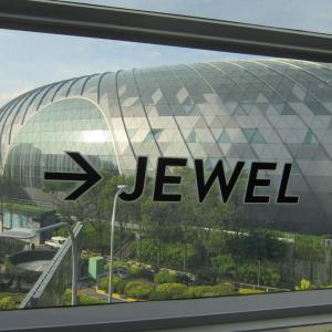 シンガポールチャンギ空港の新スポット❗️楽しい「Jewel」をご紹介‼️