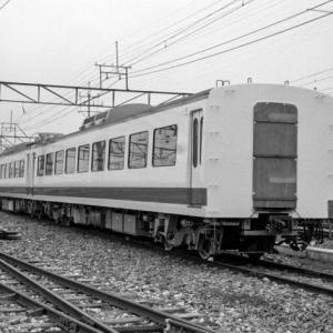 西武鉄道 小手指で見た5000系レッドアロー号 6両編成化MM'ユニット