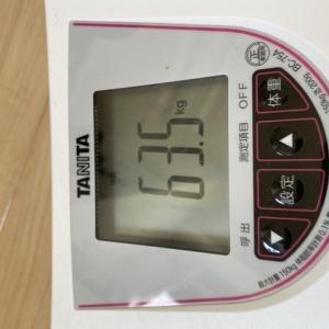 毎日体重測るのって精神的になんか・・・