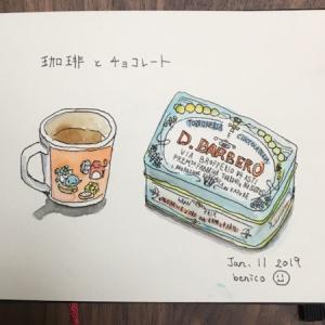 コーヒースケッチ