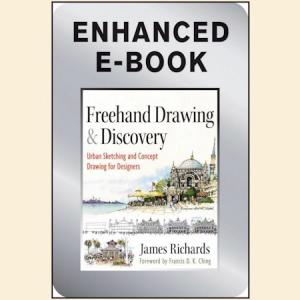 ブックレビュー:Freehand Drawing and Discovery: Urban Sketching and Concept Drawing for Designers