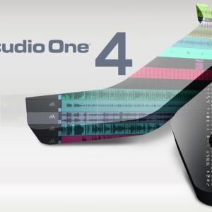Studioone3のデータを4で使用したら音量が爆音になったりするときの対処法