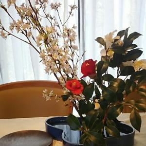 生け花と漆器