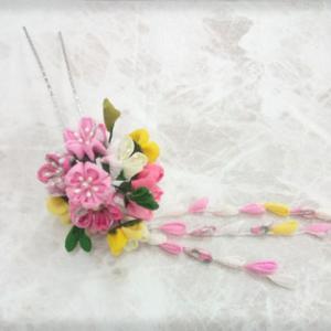 ■久しぶりのお教室・・・色々なお花が咲きました。