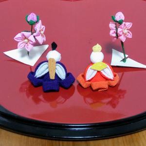 【募集中】~令和2年2月13日(木)~『雛飾り』