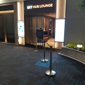 【空港】仁川空港 スカイハブラウンジ 24時間営業 早朝便 【ラウンジ】