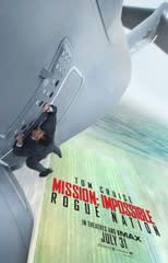 映画 『Mission : Impossible - Rogue Nation』