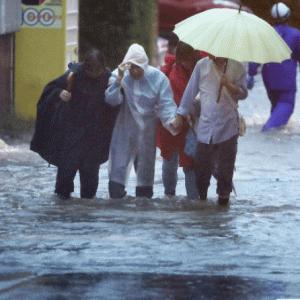 台風19号【埼玉】で4つの川が氾濫してます!注意してください!